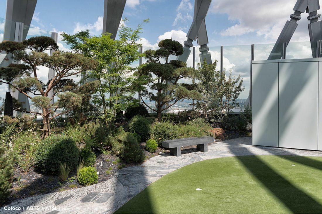 Coloco paysagistes urbanistes jardiniers le jardin for Au jardin de la tour