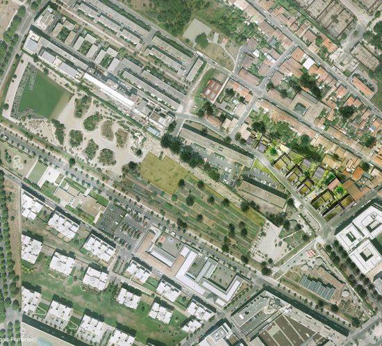 Cité Boncour - Bordeaux