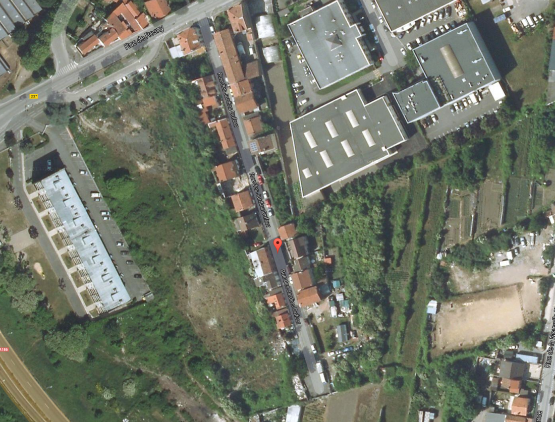 Coloco paysagistes urbanistes jardiniers parvis for Jardin 122 rue des poissonniers